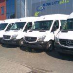Gebruikte rolstoelbussen uit voorraad leverbaar